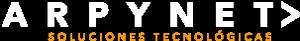 logo - arpynet blanco